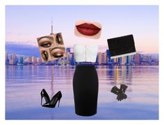 """""""Downtown"""" by ella-scott ❤ liked on Polyvore featuring NLY Trend, Alexander McQueen, Dolce&Gabbana, women's clothing, women's fashion, women, female, woman, misses and juniors"""