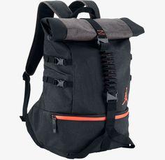 Jordan Backpack |Orange Strip|