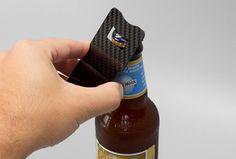 Carbon Fiber Bottle Opener
