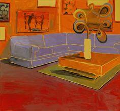 Interior No. 95 - Anton Henning - Kunstenaars | Bergarde