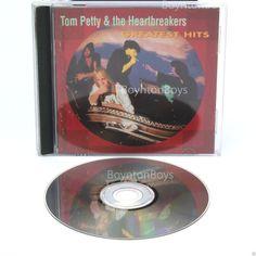 Tom Petty and The Heartbreakers ▪️ Greatest Hits ▪️ CD 1993 ▪ Near Mint #HardRock  BoyntonBoys  |  Brothers on ebay