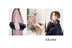 Céline fall/winter 2012 by Juergen Teller