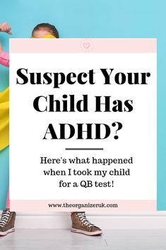 Do you think your child may have ADHD? Read what happened when I took my child for a QB test for ADHD. The ultimate guide to the QB ADHD test Parenting Courses, Parenting Hacks, Adhd Test, Mental Health Week, What Is Adhd, Adhd Signs, Adhd Symptoms, Mood Swings, Kids Health