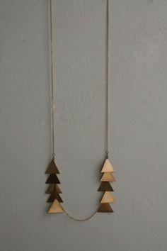 geometric jewelery