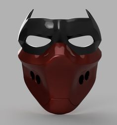 Your place to buy and sell all things handmade Batman Comic Art, Gotham Batman, Batman Robin, Red Hood Jason Todd, Jason Todd Batman, Cosplay Helmet, Cosplay Costumes, Punisher Costume, Armadura Cosplay