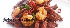 Oseng-Oseng Tempeh Udang - Indonesisch recept | m.indonesisch-culinair.nl