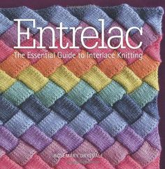 Entrelac: The Essential Guide to Interlace Knitting de Rosemary Drysdale http://www.amazon.fr/dp/1936096005/ref=cm_sw_r_pi_dp_a3YKub0QBNT93