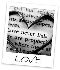 love never fails - wonderful blog/page - Most recent is how to respectfully disagree with your hubby! :)
