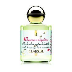 Huile Câline comestible et bio à la Vanille : 100% naturelle  http://www.clairjoie.com/huiles-de-massage-comestibles-et-bio/31-huile-de-massage-comestible-et-bio-vanille-douceurs-exquises.html  #soinscorpsclairjoie