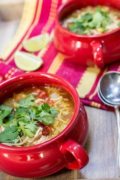 Sidewalk Shoes Mexican Chicken Noodle Soup