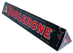 Toblerone Dark Chocolate $2.99 - from Well.ca