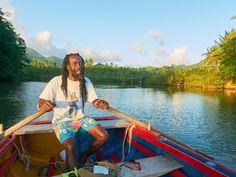 #Dominica #indianriver #natureisland