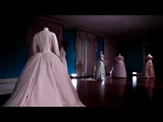 Alfred Angelo Disney Fairy Tale Weddings Collection for 2015 - Elsa from Frozen - YouTube