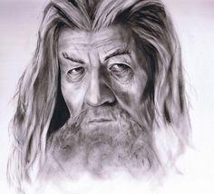 Gandalf by ~Cocolie on deviantART
