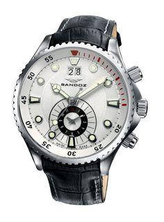 331dc4f965f5 Reloj Cro Sandoz The Race GMT 72587-00 Relojes