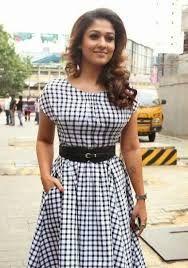 Image result for nayanthara hairstyle in raja rani