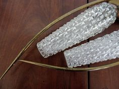 A Pair Of Mid Century Modern Vintage French Sputnik By Frenchidyll
