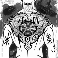 Viking Sketch by Dimon TATURIN© Viking Sketch by Dimon TATURIN©,Wikinger tattoo Related posts:Needs some ideas for you teen's bedroom. Viking Tattoo Sleeve, Norse Tattoo, Full Sleeve Tattoos, Celtic Tattoos, 3d Tattoos, Tribal Tattoos, Tattoos For Guys, Polynesian Tattoos, Samoan Tattoo