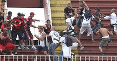 Polícia avisa Brasília sobre risco de briga em Flamengo x Vasco no domingo