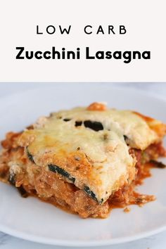 A healthy low carb zucchini lasagna with a flavorful turkey meat sauce Packed with veggies protein and delicious flavor This will be your new favorite freezer-friendly meal lasagna healthydinner lowcarb lowcarbdiet zucchini dinnerideas # Meat Sauce Recipes, Turkey Meat Recipes, Ground Meat Recipes, Meat Recipes For Dinner, Healthy Meat Recipes, Low Carb Recipes, Cooking Recipes, Healthy Meats, Beef Recipes