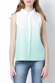 Camisa degradado color