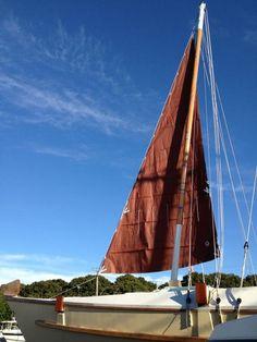 Mon Tiki sail via https://www.facebook.com/SailingMontauk