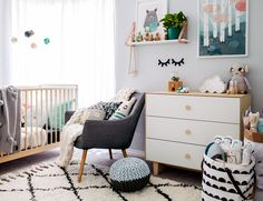 Tarina Lyell's relaxed take on contemporary Scandi style make this home a  sanctuary for both busy family life and a start up business.