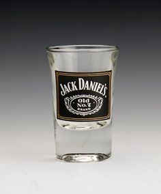 shot glasses | jack daniels shot glass jack daniels shot glass item id 5598 be the ...