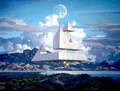 Cosmic Horizons   McCall Studios