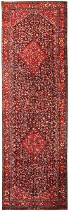 Antique Karabagh Rug  By Nazmiyal