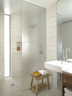 beautiful bathroom by DB+P at H2Hotel