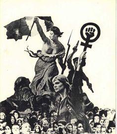 Photo Wall Collage, Collage Art, Revolution, Arte Obscura, Riot Grrrl, Power To The People, Feminist Art, Arte Pop, Salvador Dali
