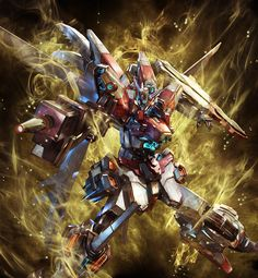 Gundam Wing, Gundam Art, Mythological Monsters, Mecha Suit, Gundam Wallpapers, Custom Gundam, Mecha Anime, Gundam Model, Anime Comics