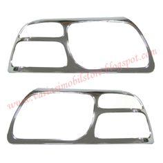 Garnish Depan / Cover Headlamp ini khusus untuk mobil Escudo. Info Pemesanan Hubungi Budi Susanto 087722739300.