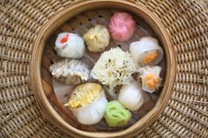 Two essential components of Chinese tradition are Yum Cha (drink tea) and Dim Sum (touch heart). Both of their roots can be traced back to the ancient Silk Road, where traders and travelers routinely journeyed. Dim Sum describes the small, bite-sized snack