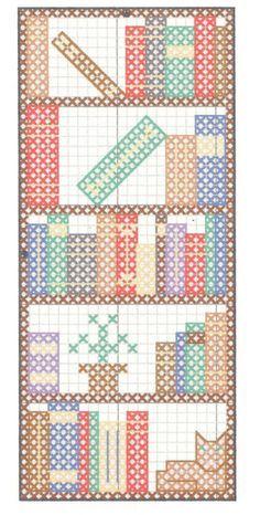Cross Stitch Books, Cross Stitch Bookmarks, Cross Stitch Art, Cross Stitch Designs, Cross Stitch Embroidery, Cross Stitching, Cross Stitch Patterns, Embroidery Patterns, Pixel Art Geek