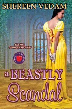 99cents sale Aug 1-15 (save >75%) A Beastly Scandal by Shereen Vedam