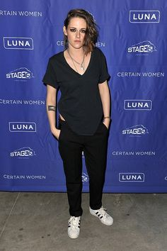 Kristen Stewart at the after party of Certain... - Kristen Unlimited