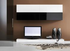 meuble tv chloe decoration meuble tv design suspendu vito 140cm ... - Meuble Tv Design Suspendu
