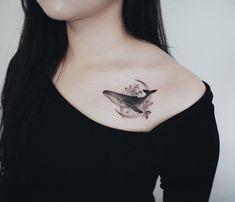 Orca Tattoo, Whale Tattoos, I Tattoo, Meaningful Tattoos, Future Tattoos, Tattoo Inspiration, Tatoos, Tatting, Piercings