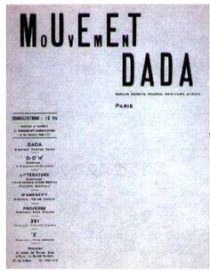 tzara, dada stationery