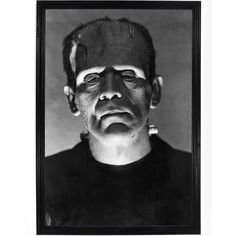 Frankenstein's Monster Poster