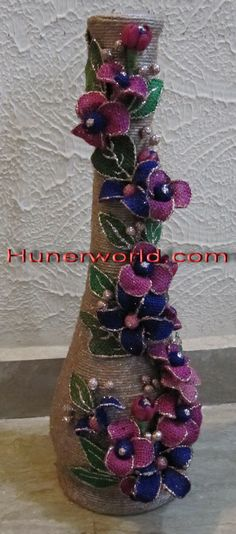colored_jute_flower_arrangement_with_pot