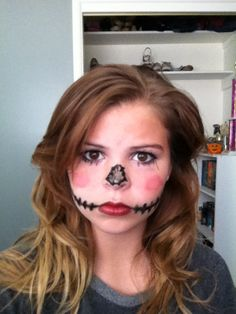 My halloween makeup