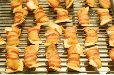 Bacon wrapped appetizers by The Pioneer Woman- amazing & easy!