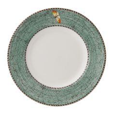 Shop the Official Wedgwood Online Store for luxury fine bone china crockery, dinner sets, home décor, jasperware & beautiful gifts. Sarah's Garden, English Style, Dinner Sets, Beautiful Gifts, Wedgwood, Print Patterns, Plates, Tableware, Green