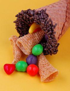 Bugle Cornucopia Mix In Sugar Cone