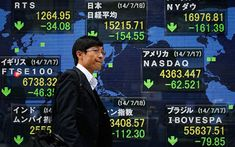 The S&P 500 futures ESc1 were down 0.17 percent. Japan's Nikkei dipped 0.1 percent while South Korea's KOSPI added 0.2 percent.  Asian stocks moved gingerly on Monday as a weekend G7 summit fanned trade conflict fears after US President Donald Trump backed out of a joint communique in a blow to the group's efforts to show a united front.