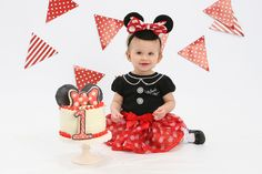 Minnie Mouse Birthday Party Ideas | Photo 15 of 64 | Catch My Party