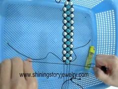 how to make triple shamballa shambala macrame bracelets step to step guide make it yourself ✿⊱╮Teresa Restegui http://www.pinterest.com/teretegui/✿⊱╮